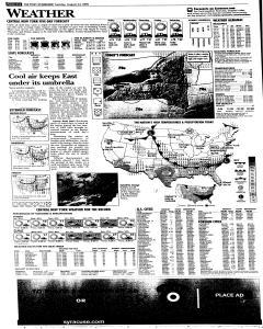 Syracuse Post Standard, August 23, 2005, Page 28