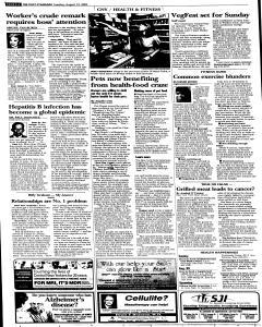 Syracuse Post Standard, August 23, 2005, Page 30