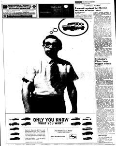 Syracuse Post Standard, August 23, 2005, Page 82