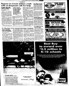 Syracuse Post Standard, August 23, 2005, Page 5
