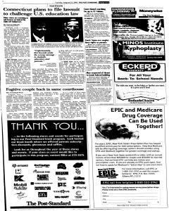 Syracuse Post Standard, August 23, 2005, Page 9