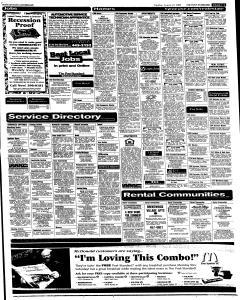 Syracuse Post Standard, August 23, 2005, Page 45