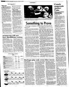 Syracuse Post Standard, August 24, 2005, Page 24