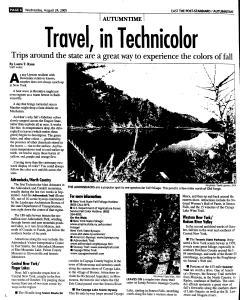 Syracuse Post Standard, August 24, 2005, Page 62