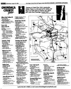 Syracuse Post Standard, August 24, 2005, Page 74