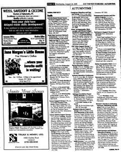 Syracuse Post Standard, August 24, 2005, Page 87