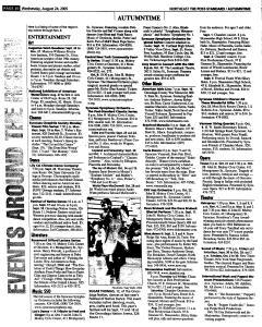 Syracuse Post Standard, August 24, 2005, Page 124
