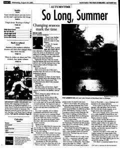 Syracuse Post Standard, August 24, 2005, Page 136