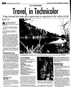 Syracuse Post Standard, August 24, 2005, Page 140