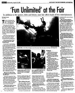 Syracuse Post Standard, August 24, 2005, Page 144