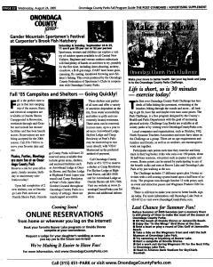 Syracuse Post Standard, August 24, 2005, Page 155