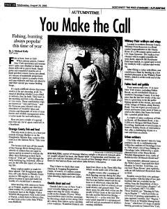 Syracuse Post Standard, August 24, 2005, Page 161