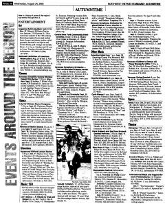Syracuse Post Standard, August 24, 2005, Page 163