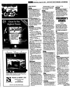 Syracuse Post Standard, August 24, 2005, Page 169