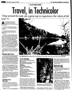 Syracuse Post Standard, August 24, 2005, Page 179