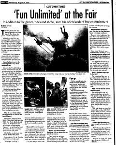 Syracuse Post Standard, August 24, 2005, Page 183