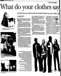 Syracuse Post Standard, August 24, 2005, Page 189