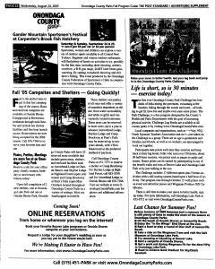 Syracuse Post Standard, August 24, 2005, Page 194