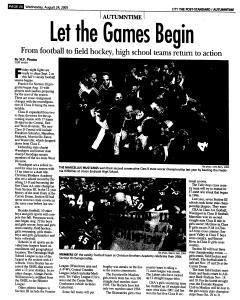 Syracuse Post Standard, August 24, 2005, Page 198