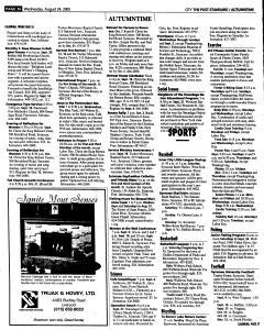 Syracuse Post Standard, August 24, 2005, Page 208