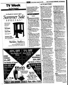Syracuse Post Standard, August 24, 2005, Page 216