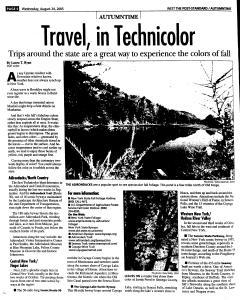 Syracuse Post Standard, August 24, 2005, Page 218