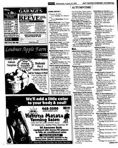 Syracuse Post Standard, August 24, 2005, Page 220