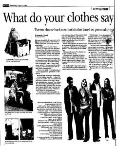 Syracuse Post Standard, August 24, 2005, Page 228