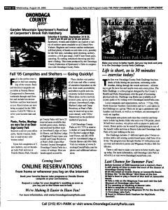 Syracuse Post Standard, August 24, 2005, Page 233