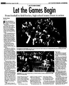 Syracuse Post Standard, August 24, 2005, Page 237