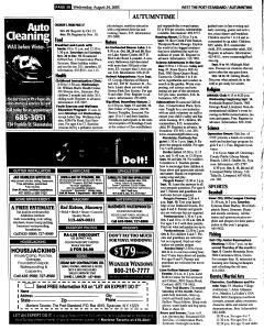 Syracuse Post Standard, August 24, 2005, Page 249