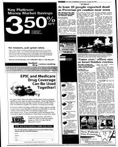 Syracuse Post Standard, August 24, 2005, Page 272