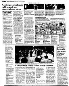 Syracuse Post Standard, August 24, 2005, Page 274
