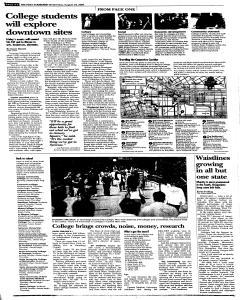 Syracuse Post Standard, August 24, 2005, Page 292