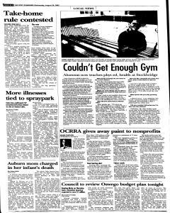 Syracuse Post Standard, August 24, 2005, Page 300