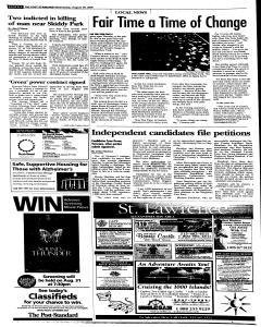 Syracuse Post Standard, August 24, 2005, Page 304
