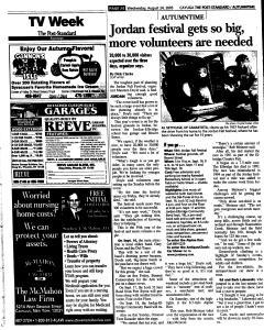 Syracuse Post Standard, August 24, 2005, Page 327