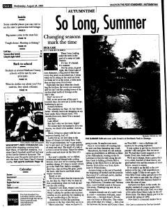 Syracuse Post Standard, August 24, 2005, Page 333