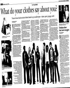 Syracuse Post Standard, August 24, 2005, Page 345