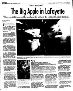 Syracuse Post Standard, August 24, 2005, Page 348