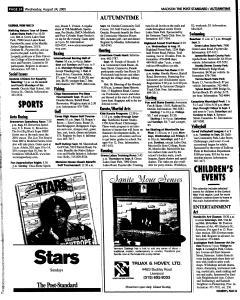 Syracuse Post Standard, August 24, 2005, Page 354