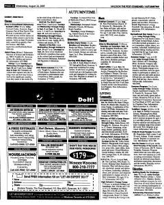 Syracuse Post Standard, August 24, 2005, Page 356