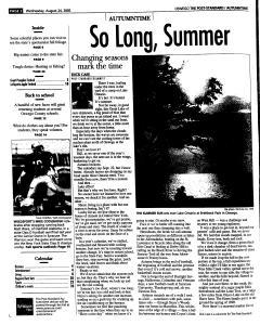 Syracuse Post Standard, August 24, 2005, Page 360