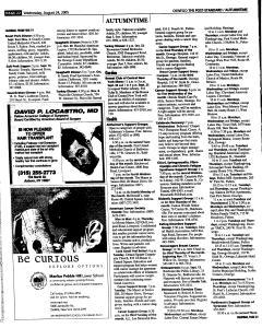 Syracuse Post Standard, August 24, 2005, Page 379