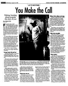 Syracuse Post Standard, August 24, 2005, Page 381