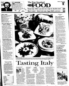 Syracuse Post Standard, August 24, 2005, Page 29