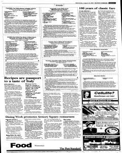 Syracuse Post Standard, August 24, 2005, Page 31
