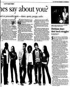 Syracuse Post Standard, August 24, 2005, Page 80