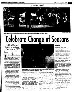 Syracuse Post Standard, August 24, 2005, Page 98
