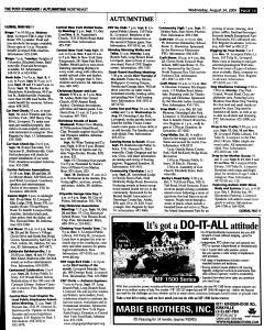 Syracuse Post Standard, August 24, 2005, Page 108